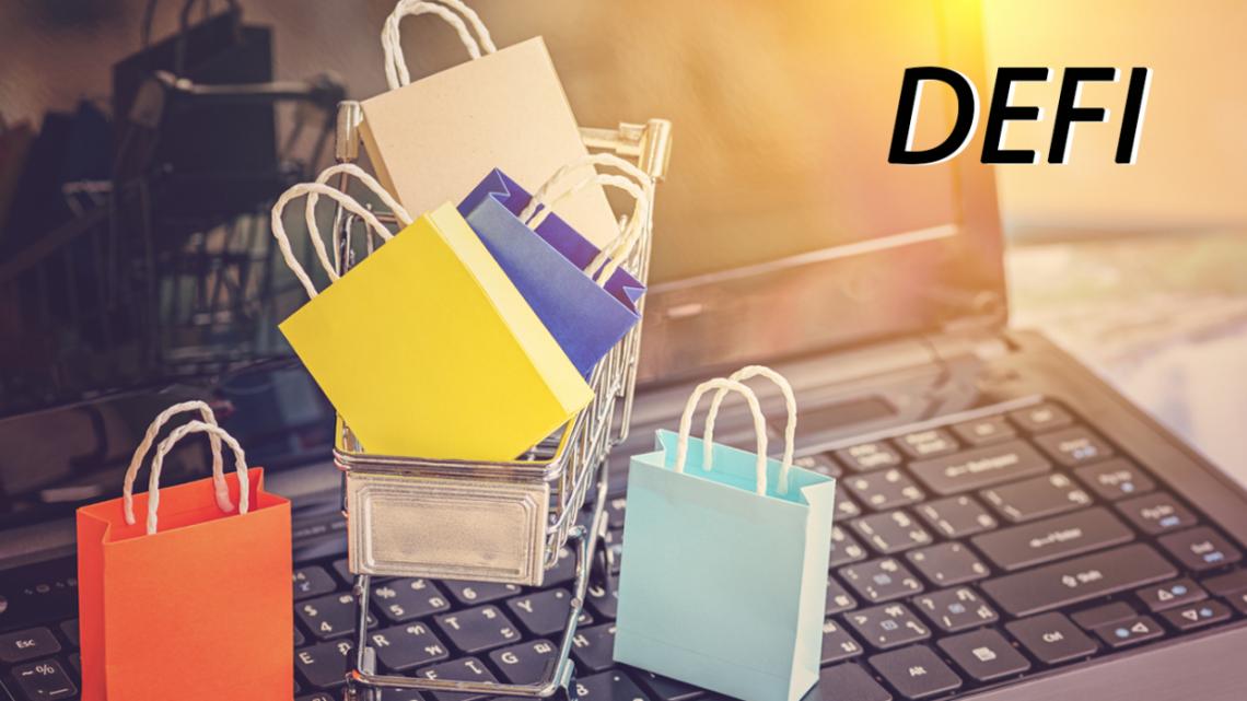 DeFi online vásárlás I Cryptofalka