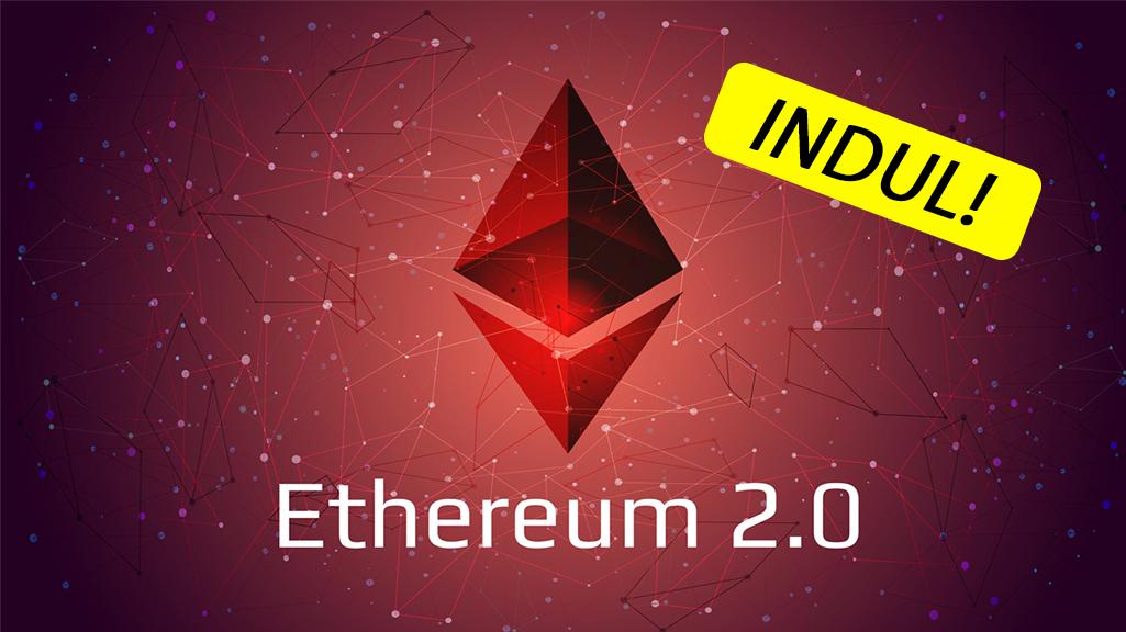 Ethereum 2.0 staking indulás I Cryptofalka