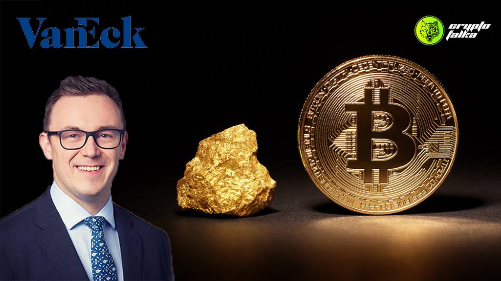 Gurbács Gábor VanEck Bitcoin I Cryptofalka