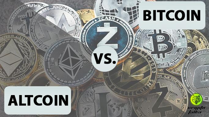 Szarnyal Bitcoin vs Altcoin piac I Cryptofalka
