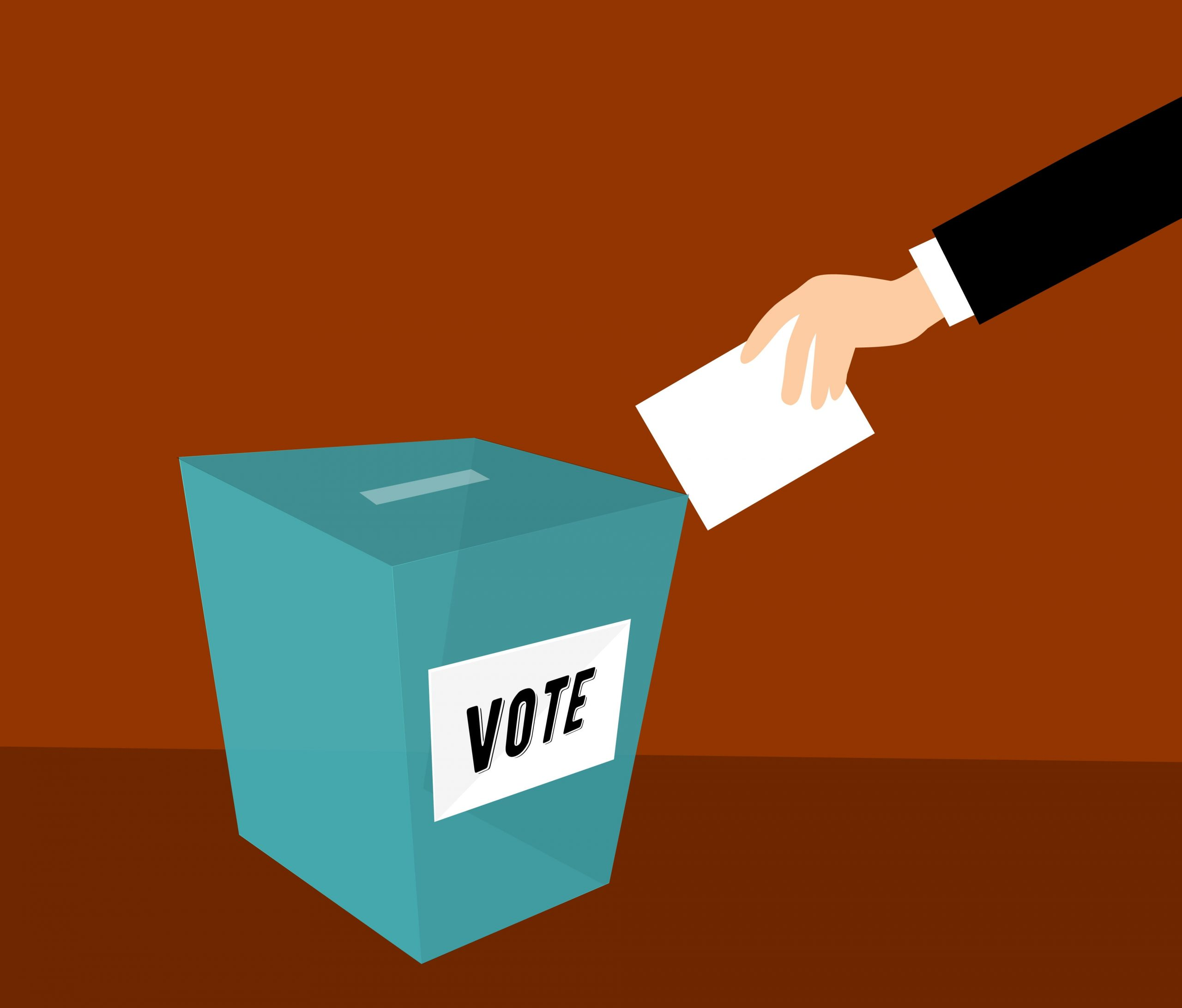 Blockchain vote I Cryptofalka