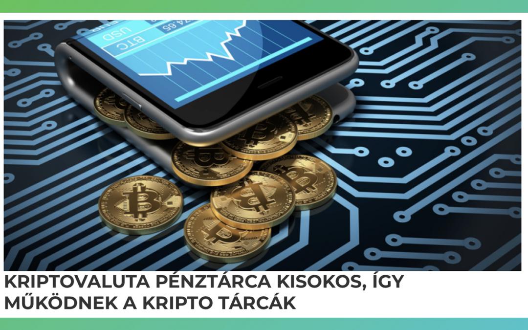 Kriptovaluta pénztárca működése