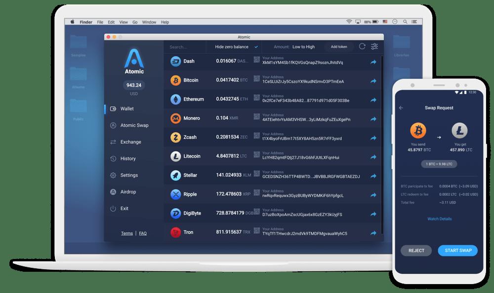 Atomic-Desktop-Wallet