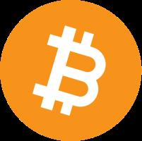 Bitcoin ikon (BTC) I Cryptofalka