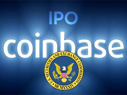 Coinbase IPO I Cryptofalka