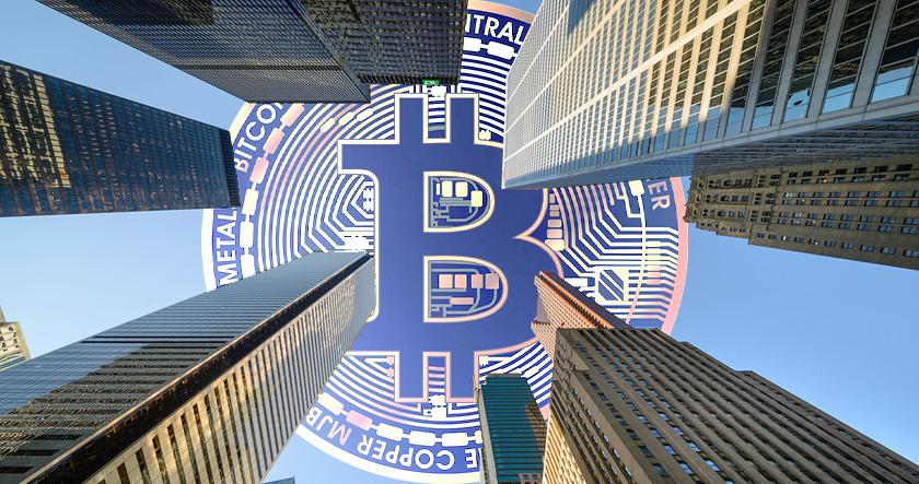 Bitcoin intézményi befektetés | CryptoFalka