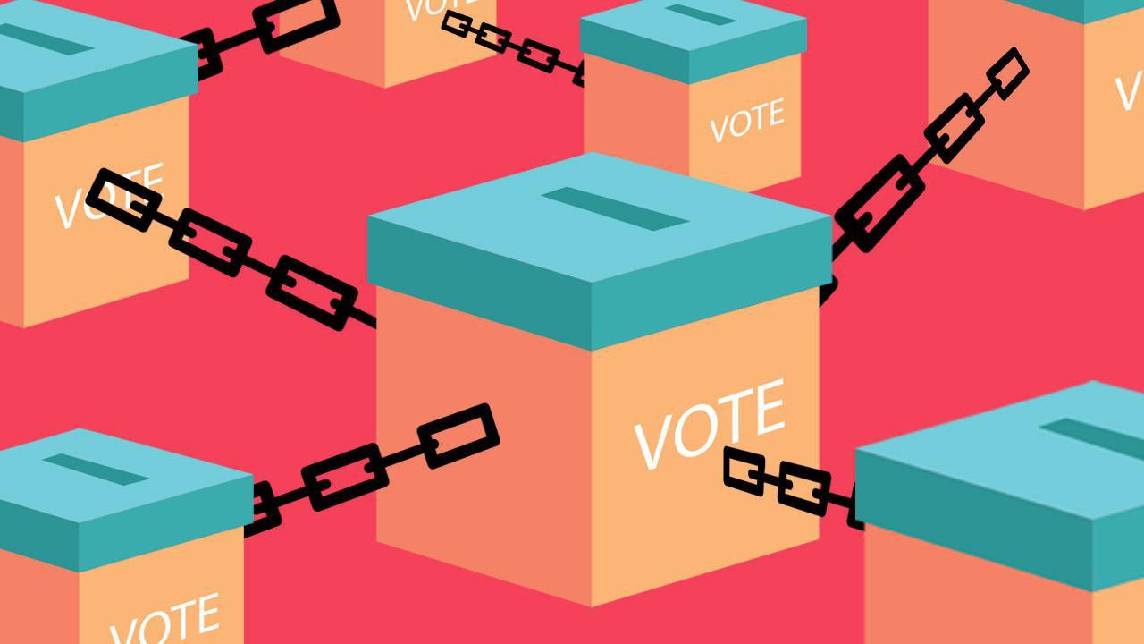 Online szavazás I Cryptofalka