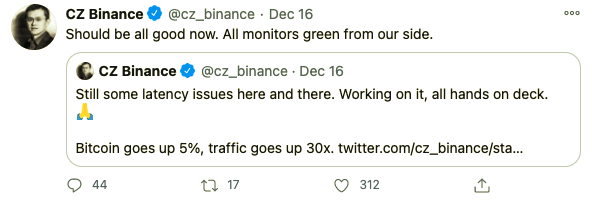 Binance I Cryptofalka