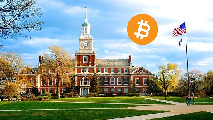 Bitcoint vásárolnak amerikai egyetemek
