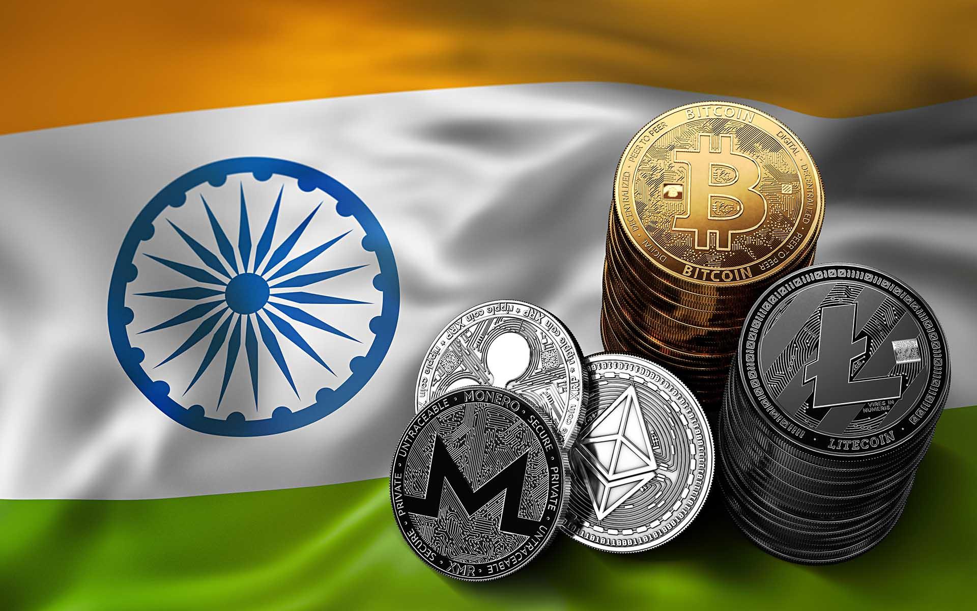 India kripto I Cryptofalka