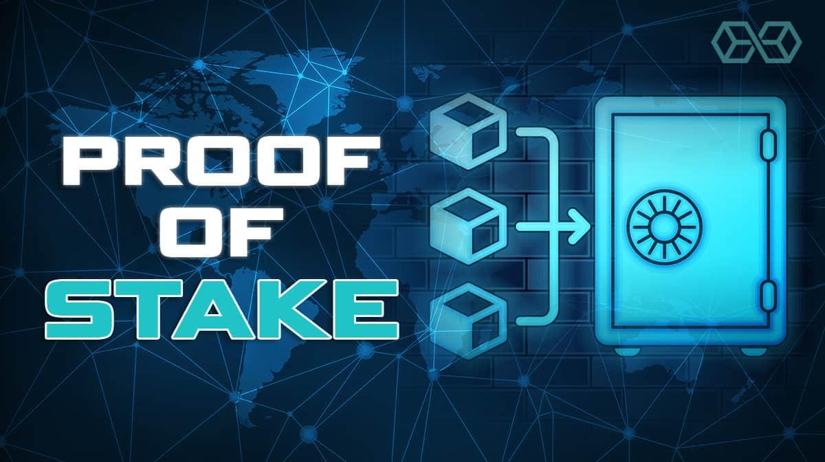 proof-of-stake I Cryptofalka