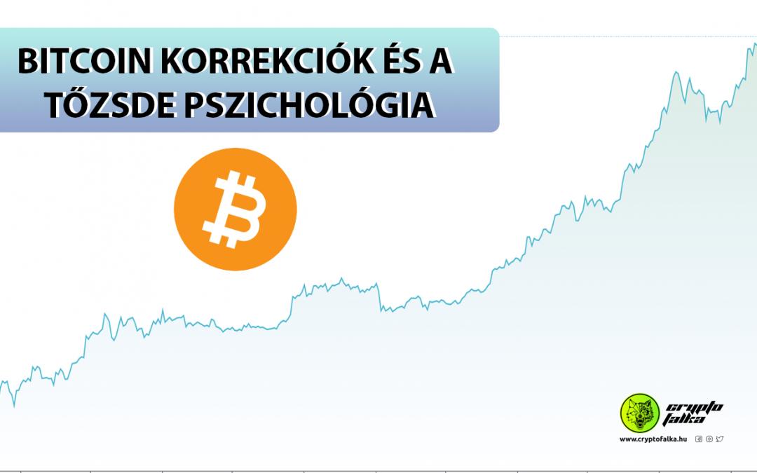 Bitcoin korrekció, amikor a gazdagok még gazdagabbak lesznek