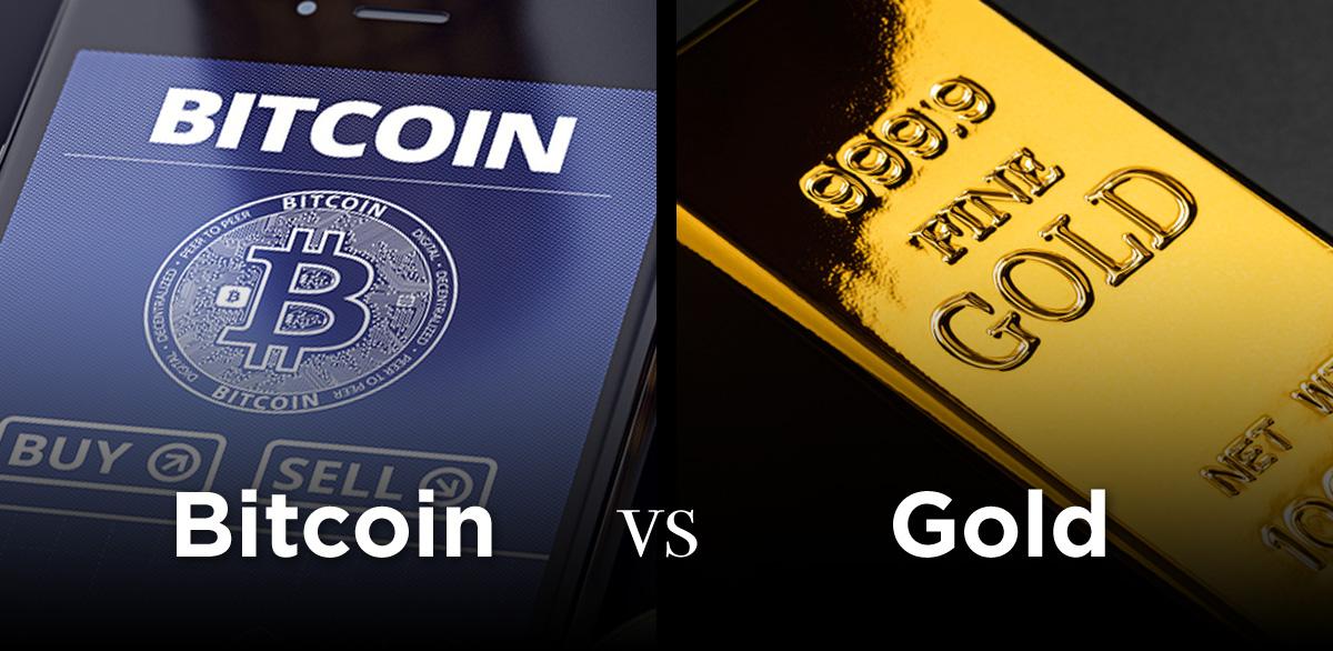 Bitcoin vs arany I Cryptofalka