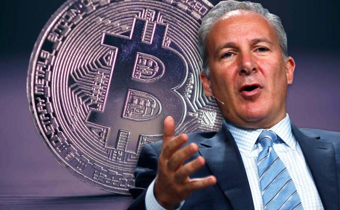 Peter Schiff Bitcoin I Cryptofalka