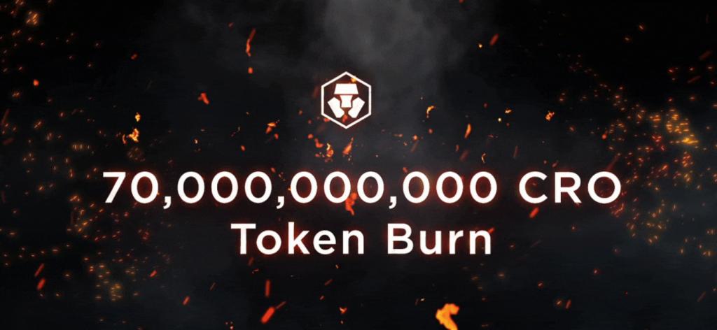 cro-token-burn