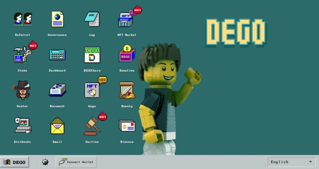 dego-webpage