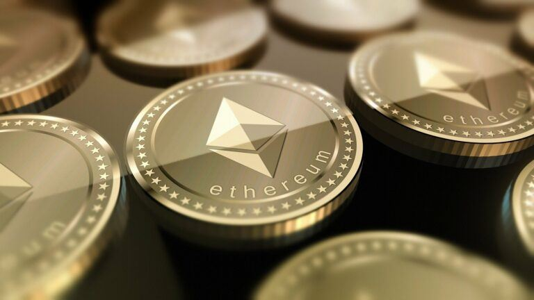 Ethereum coin I Cryptofalka