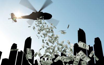 Újabb 1,9 billió dollár helikopterpénz szól a Bitcoin mellett