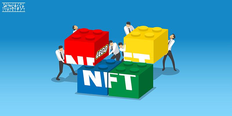 LEGO NFT I Cryptofalka