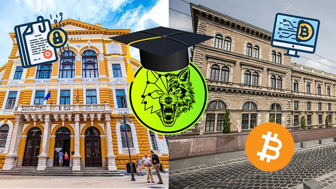 Óbudai és Corvinus egyetemeken is oktatjuk a Bitcoin kereskedést