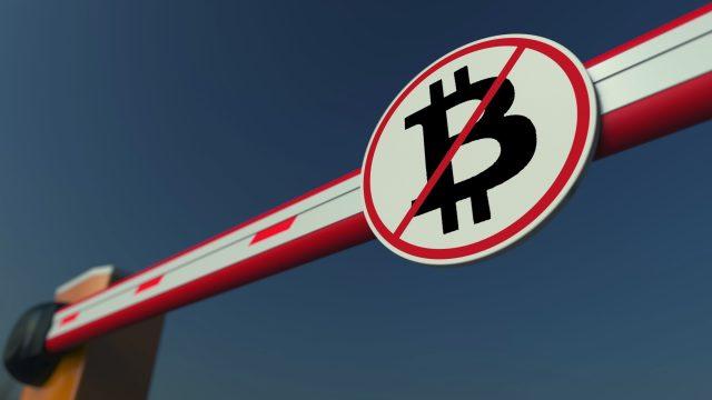 Bitcoin betiltása I Cryptofalka