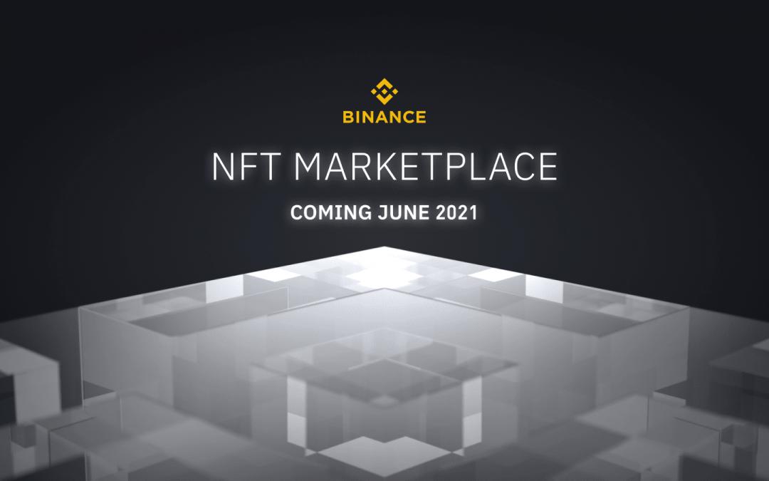 NFT kereskedési platformot indít a Binance