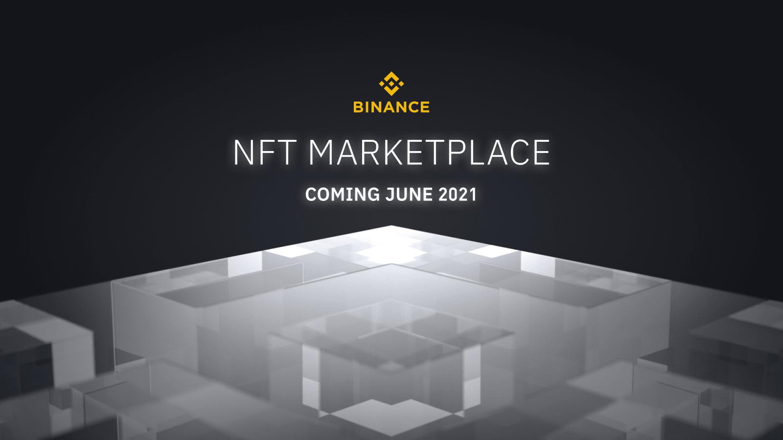 Binance NFT platform I Cryptofalka