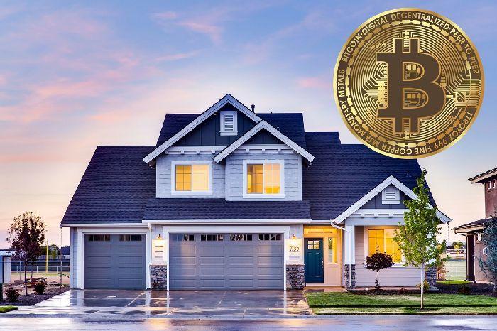 Bitcoin elfogadása ingatlanért I Cryptofalka