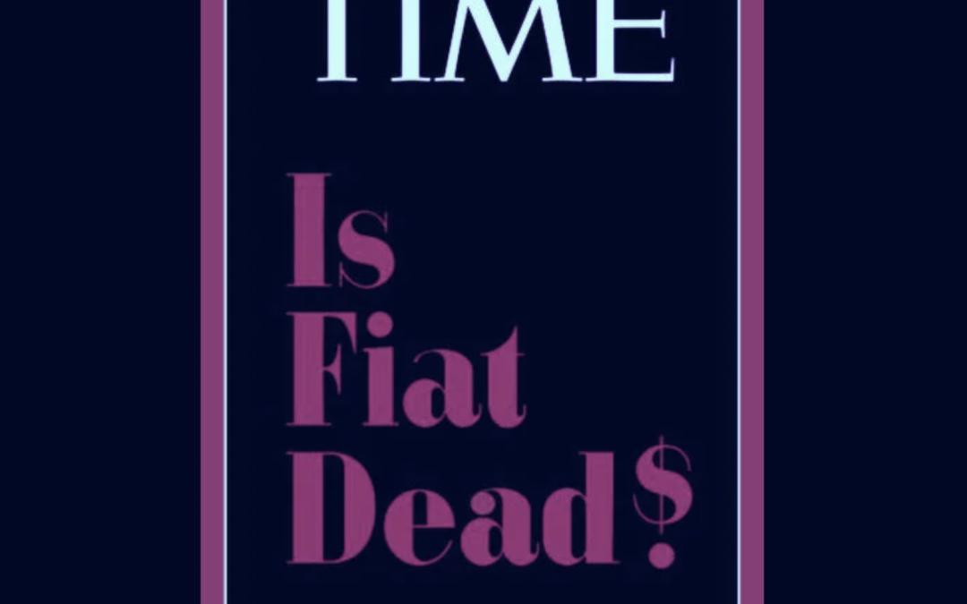 A Time magazin is beáll a Bitcoin mögé és elfogadja azt