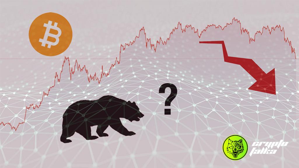 Bitcoin ár csökkenés I Cryptofalka