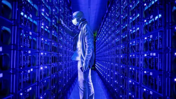 Bitcoin energiafelhasználása I Cryptofalka