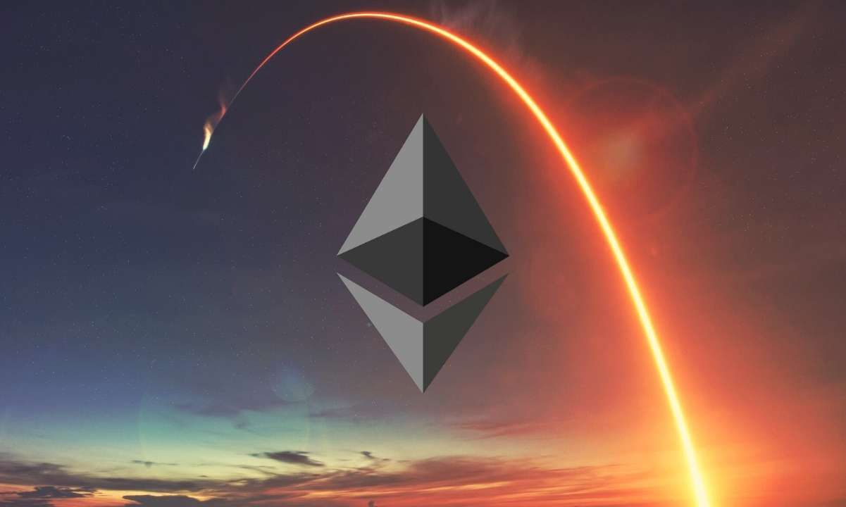 Új csúcson az Ethereum árfolyama I Cryptofalka