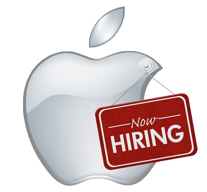 Alternatív fizetésekhez kriptós szakembert keres az Apple
