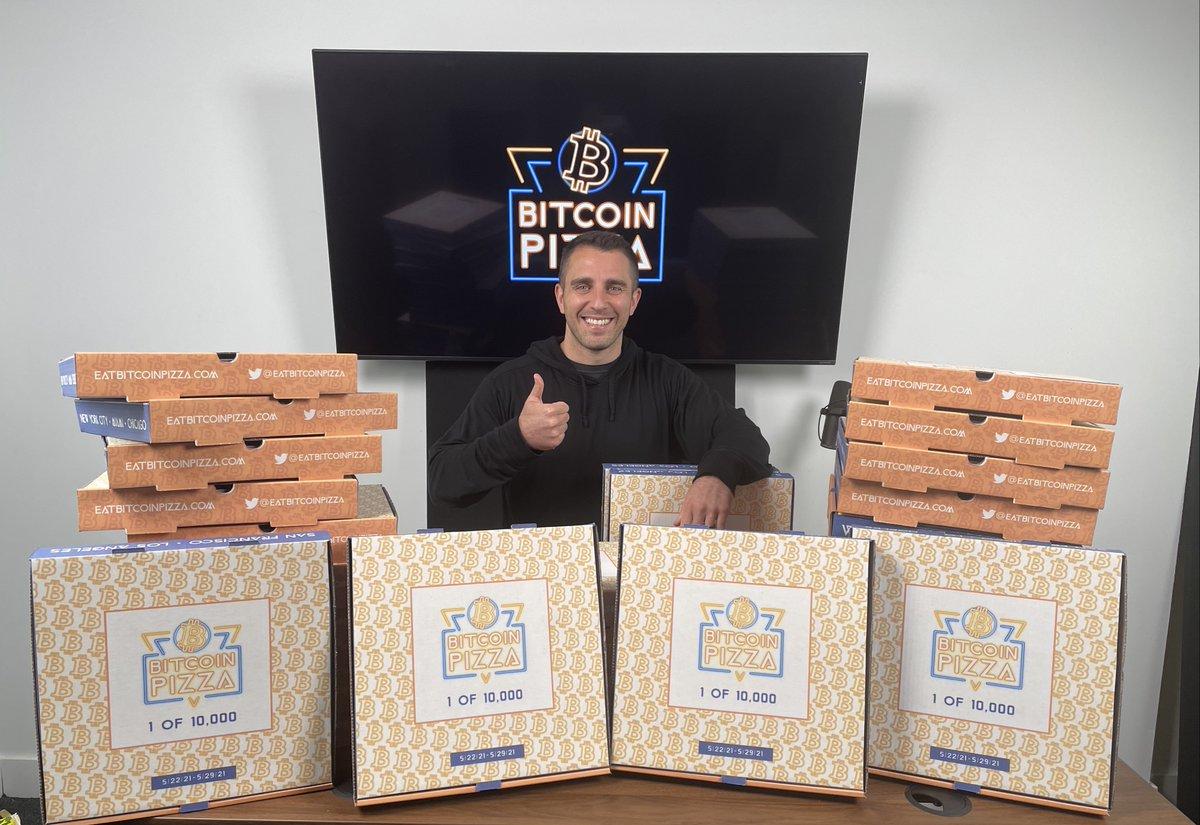 Bitcoin Pizza I Cryptofalka