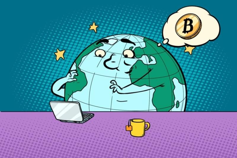 A bankszektor kétszer annyi energiát használ, mint a Bitcoin