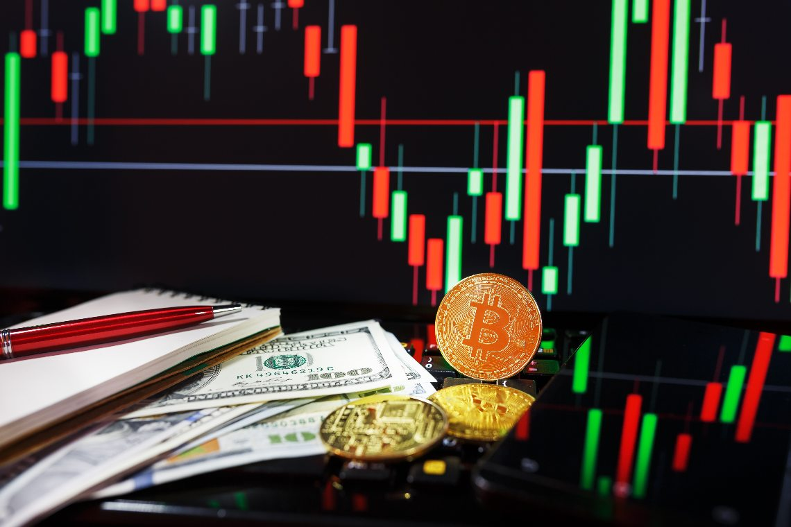 Bitcoin flash crash I Cryptofalka