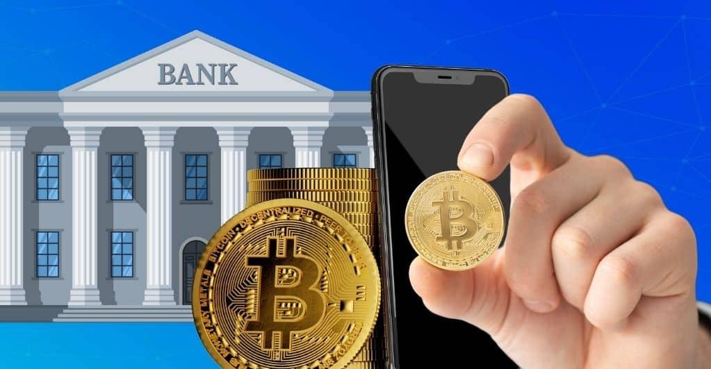 Bitcoin adoptáció a bankban I Cryptofalka