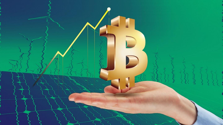 Bitcoin megújuló energia I Cryptofalka