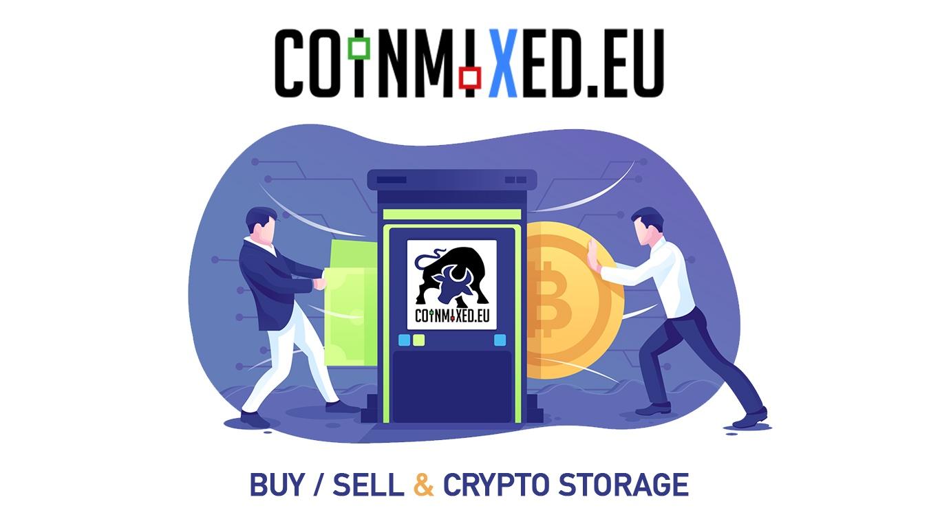 Coinmixed hazai kriptovaluta váltó és tárca I Cryptofalka