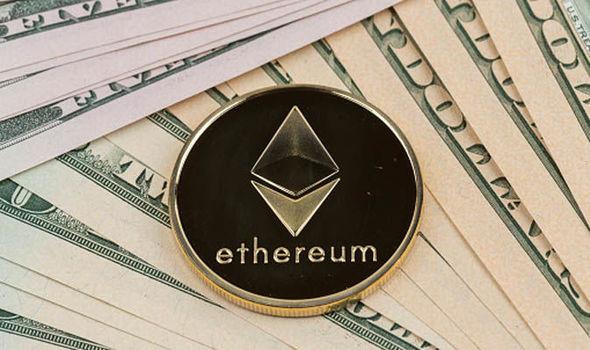 Ethereum készlet I Cryptofalka