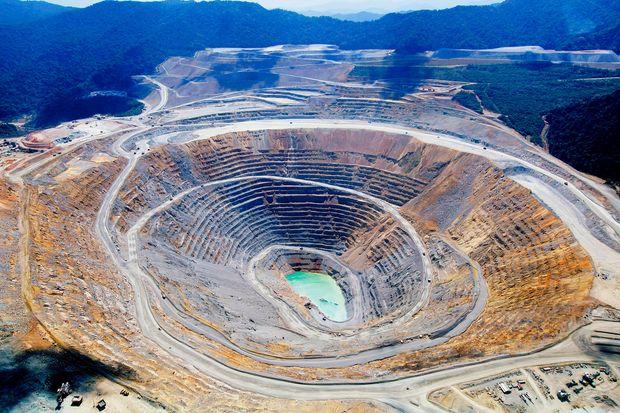 aranybányászat I Cryptofalka
