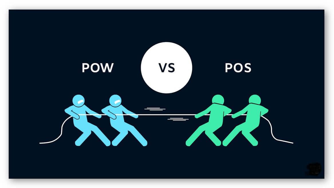 PoW vs PoS I Cryptofalka