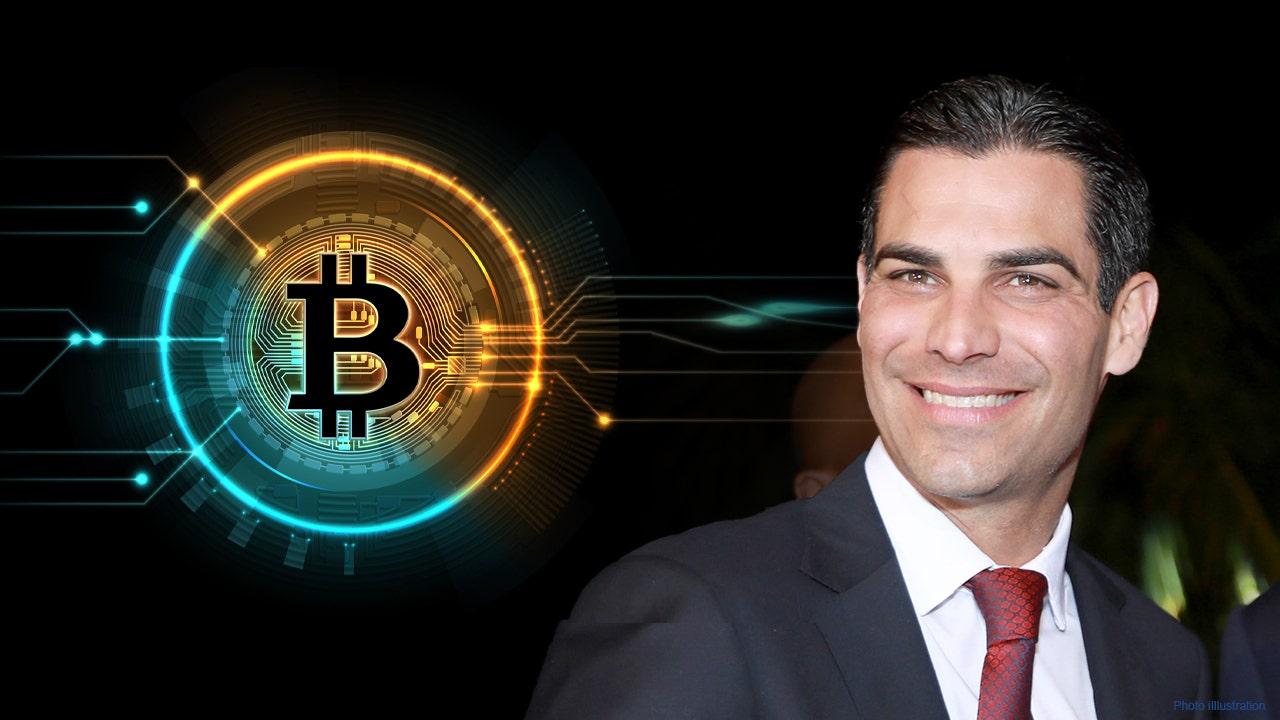 Miami mayor Bitcoin