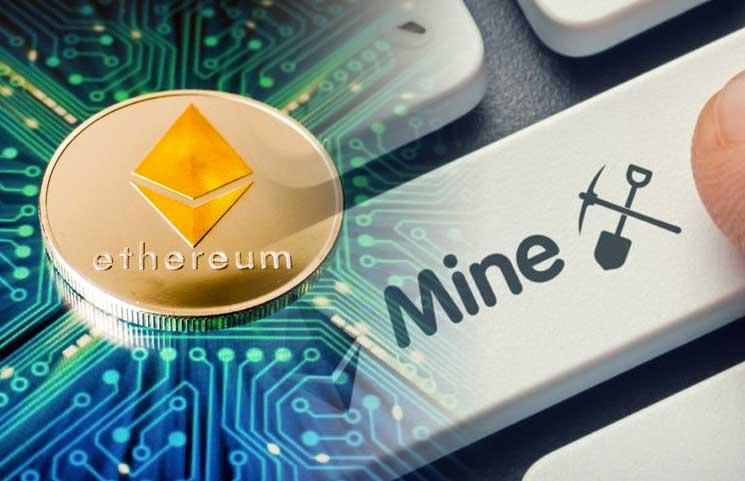 Ethereum bányászat I Cryptofalka