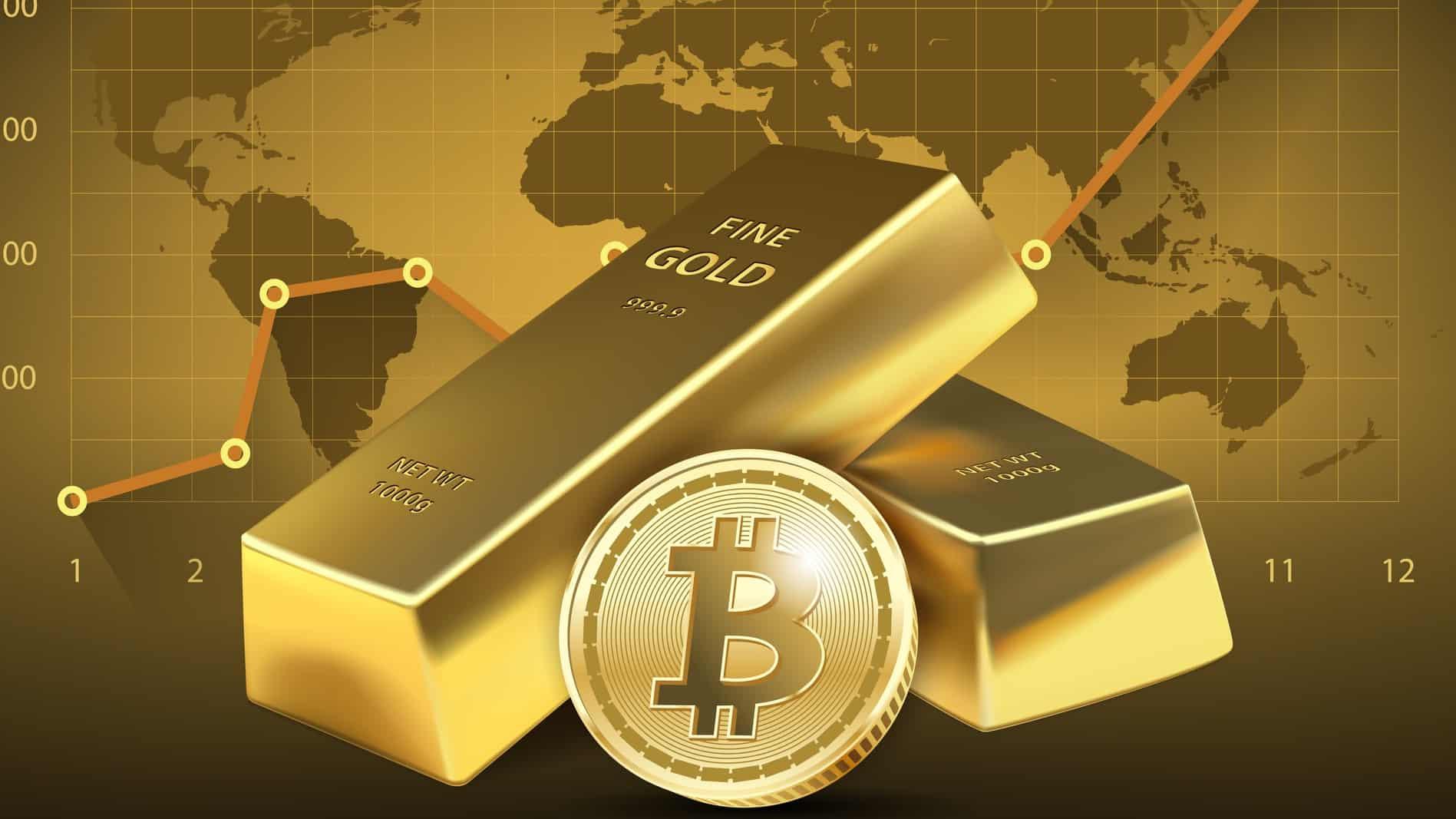 Aranyból kriptovalutába I Cryptofalka