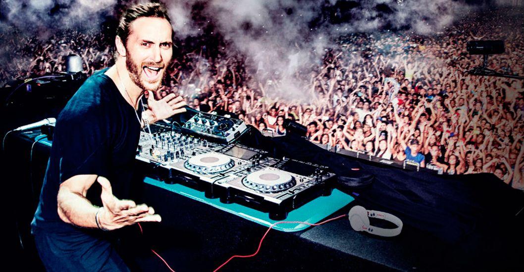 David Guetta I Cryptofalka