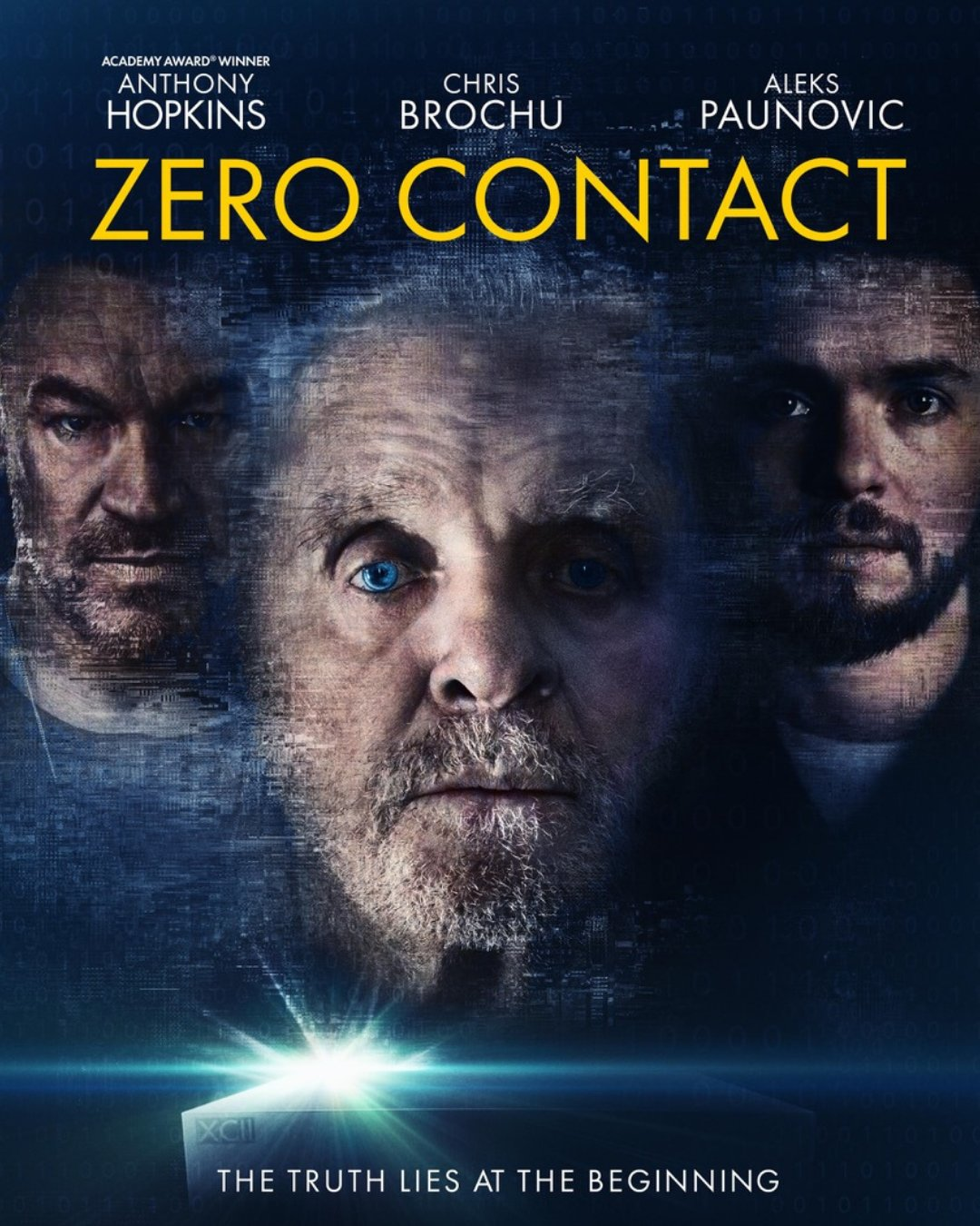 Zero Contact - NFT I Cryptofalka