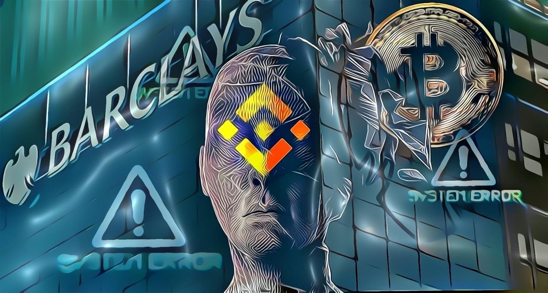 Barclays vs Binance I Cryptofalka