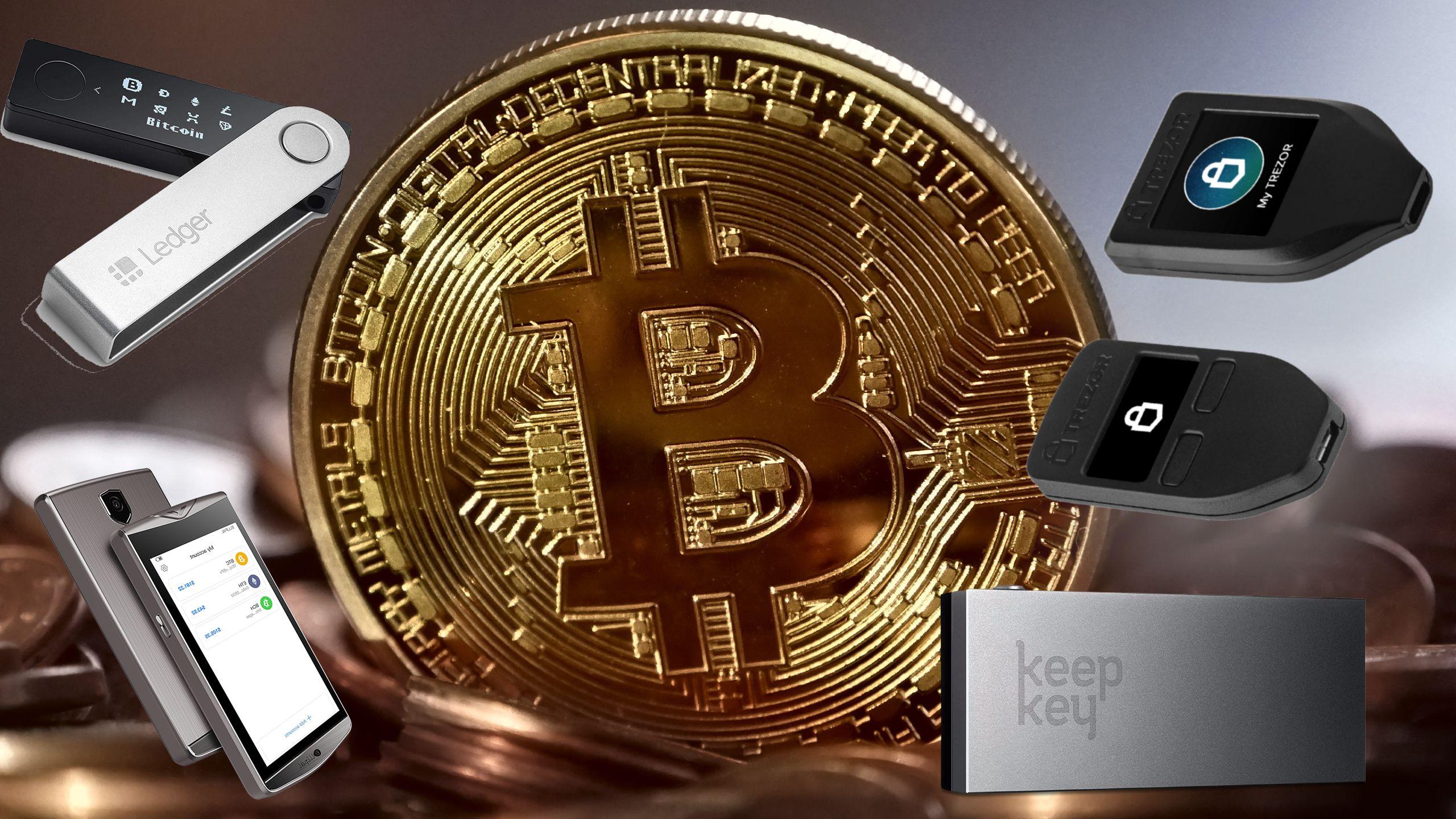 Hardver pénztárca I Cryptofalka