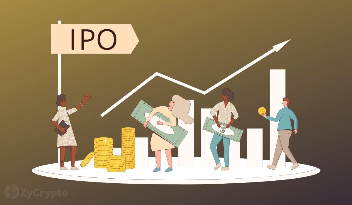 Binance IPO   Cryptofalka